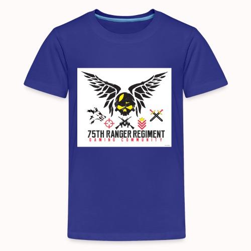 75th Ranger Regiment Gaming Community - Kids' Premium T-Shirt