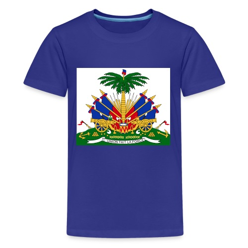 haitian 101 - Kids' Premium T-Shirt