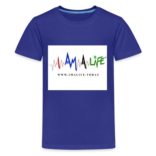 I'm ALive... I Am a Life - Kids' Premium T-Shirt
