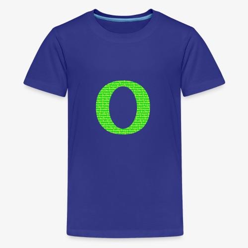 Oregon Ducks - Kids' Premium T-Shirt