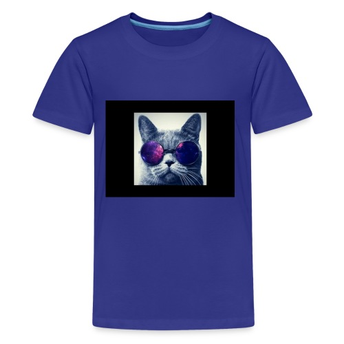 cool cat - Kids' Premium T-Shirt