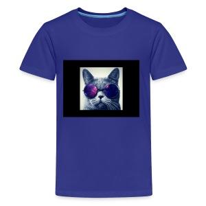 cool cat - Kids' Premium T-Shirt