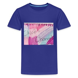 24C945A4 BE04 4738 A800 780CAA8438EC - Kids' Premium T-Shirt