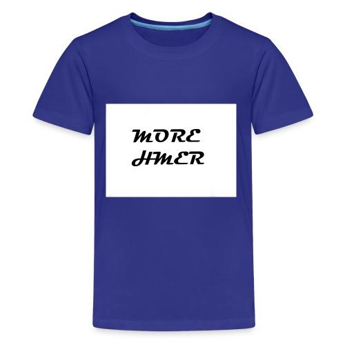 MORE HMER - Kids' Premium T-Shirt