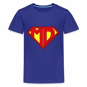 Medical Doctor Superman - Kids' Premium T-Shirt