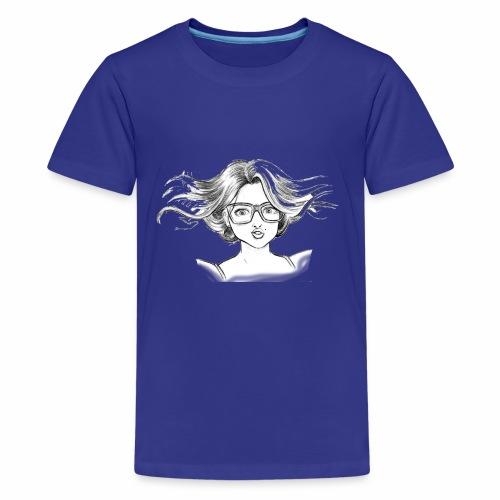 chica linda - Kids' Premium T-Shirt