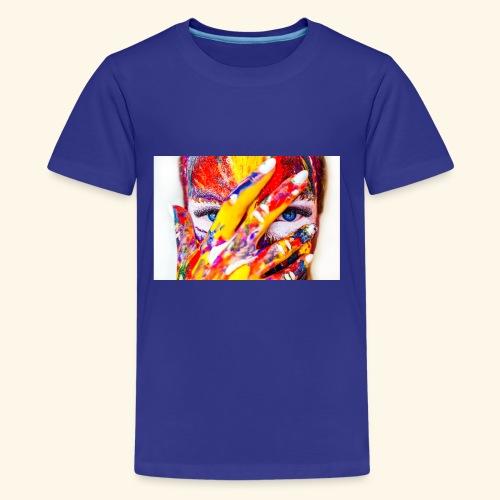 color - Kids' Premium T-Shirt