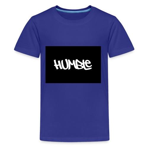 Humble design - Kids' Premium T-Shirt