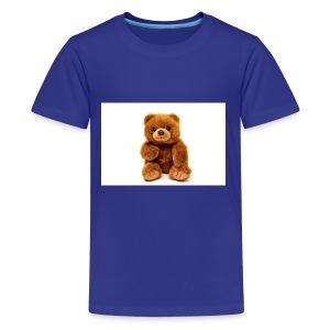 Brown Teddy - Kids' Premium T-Shirt