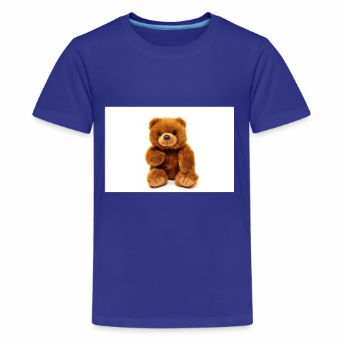 Brown Teddy - Kids' Premium T-Shirt