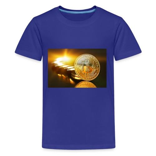 Bitcoin #1 - Kids' Premium T-Shirt