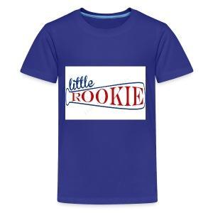 Little Rookie American - Kids' Premium T-Shirt