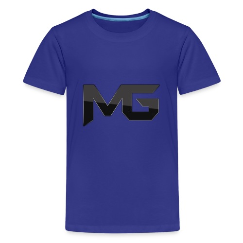 mg logo 2 - Kids' Premium T-Shirt