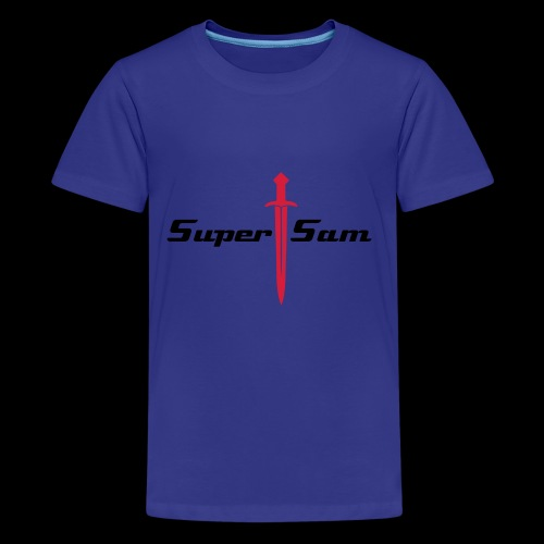 SuperSamB - Kids' Premium T-Shirt