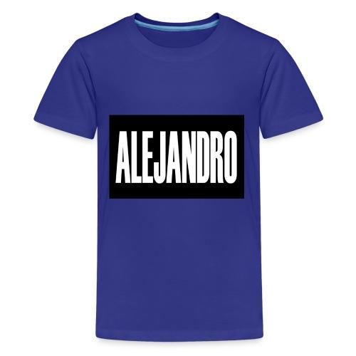 Alejandro - Kids' Premium T-Shirt