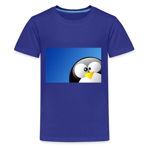 Penguin Shirt Shop Kids Men Woman - Kids' Premium T-Shirt