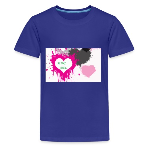 SLIME GIRL - Kids' Premium T-Shirt
