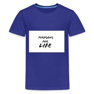Purpgang - Kids' Premium T-Shirt