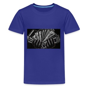 Color Changed BANK money - Kids' Premium T-Shirt