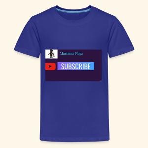 Mariama Playz Merch - Kids' Premium T-Shirt