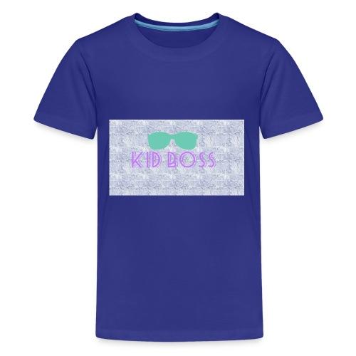 Logopit 1506043428785 - Kids' Premium T-Shirt