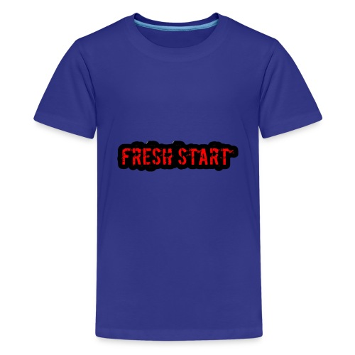 Fresh Start T - Kids' Premium T-Shirt