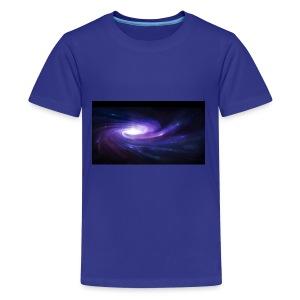 space art spiral star glow 94003 1920x1080 - Kids' Premium T-Shirt
