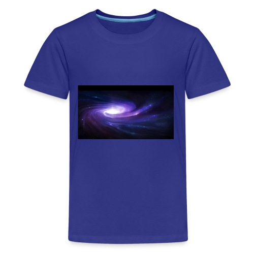space art spiral star glow 94003 1920x1080 - Kids' Premium T-Shirt
