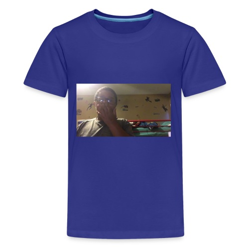 Xzaviar Merch - Kids' Premium T-Shirt