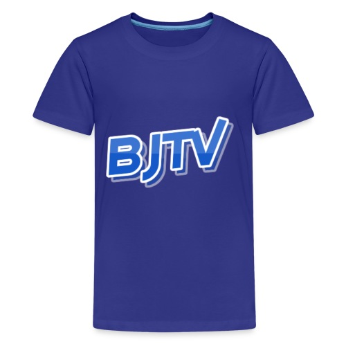 BJTV - Kids' Premium T-Shirt