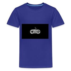 controller logo that i made - Kids' Premium T-Shirt