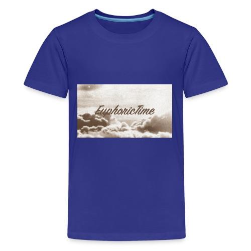EuphoricTime Sepia - Kids' Premium T-Shirt