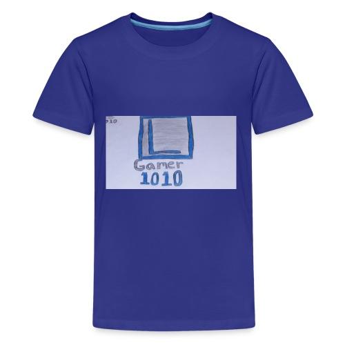 Luis Gamer 1010 merch - Kids' Premium T-Shirt