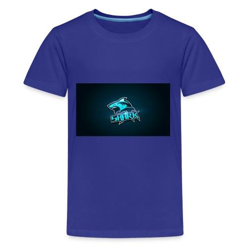 Shark hoodie - Kids' Premium T-Shirt