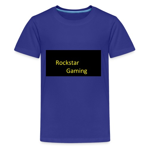 Rockstar Gaming - Kids' Premium T-Shirt