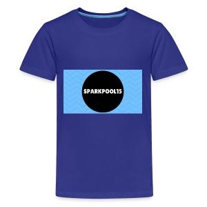 SPARKPOOL15 - Kids' Premium T-Shirt