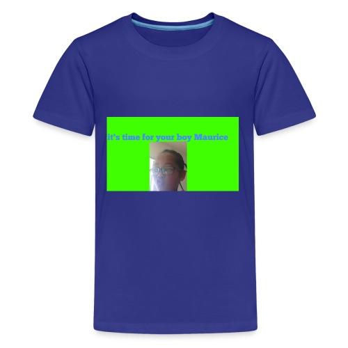 YOUR BOY MAURICE - Kids' Premium T-Shirt