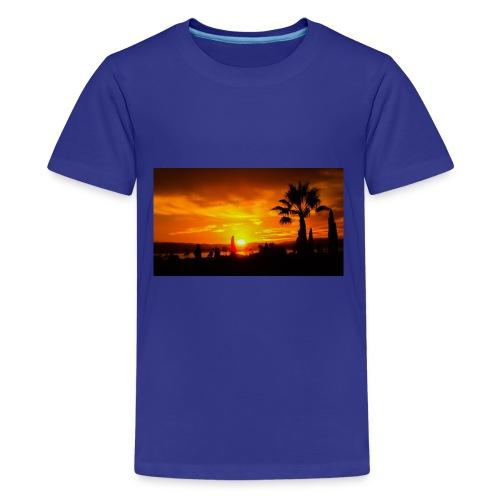 last sunset - Kids' Premium T-Shirt