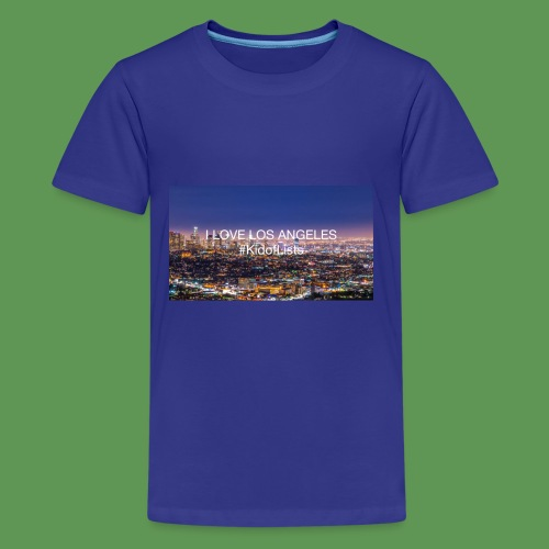 I love Los Angeles desig - Kids' Premium T-Shirt