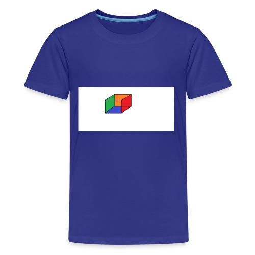 Cubical - Kids' Premium T-Shirt