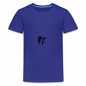 International thrills logo - Kids' Premium T-Shirt