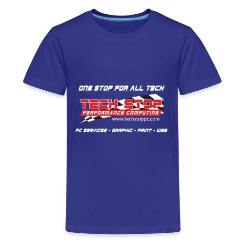 TS TShirtBackDesign2018 - Kids' Premium T-Shirt