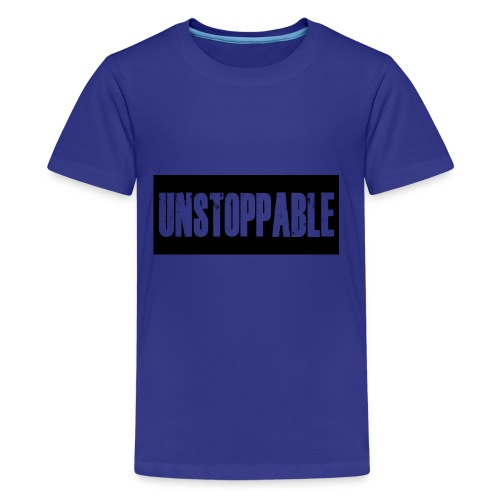 Unstoppable - Kids' Premium T-Shirt