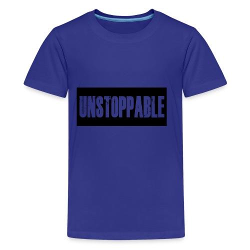 Unstoppable - Kids' Premium T-Shirt