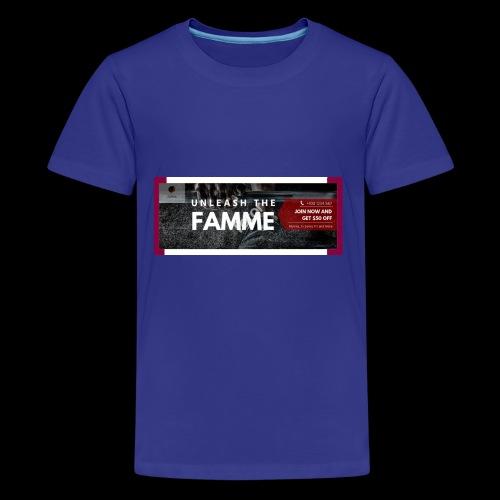 FAMME - Kids' Premium T-Shirt