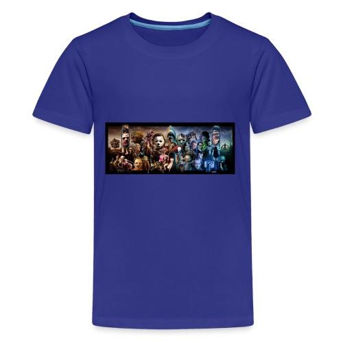 horror*9 - Kids' Premium T-Shirt