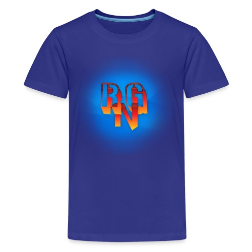RgNation Logo - Kids' Premium T-Shirt