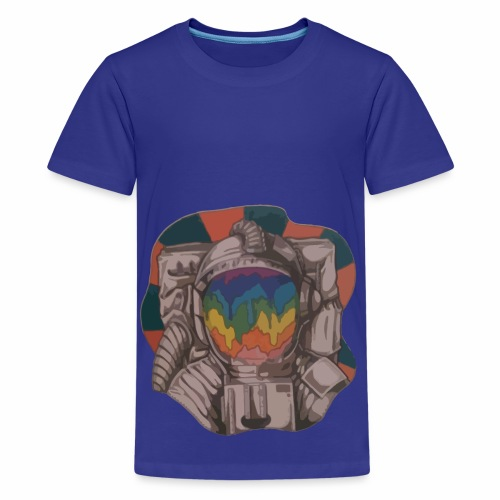 Astro_Exploded - Kids' Premium T-Shirt