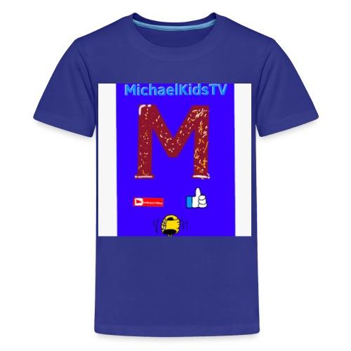 The MichaelKidsTV Offical T-Shirt - Kids' Premium T-Shirt