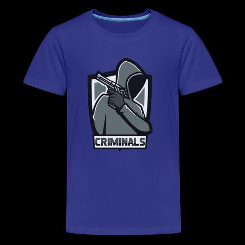 Criminals OG Logo - Kids' Premium T-Shirt